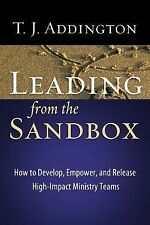Leading from the Sandbox: How to Develop, Empower, and Release High-Impact Mini