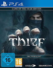 Playstation 4 Spiel: Thief PS-4 GOTY Game of the Year Edition Neu + OVP