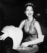 "AVA GARDNER FRANK WORTH LIMITED EDITION 16"" X 20"" SILVER GELATIN PHOTOGRAPH"