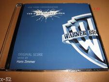 DARK KNIGHT RISES promo CD soundtrack FYC oscar consideration HANS ZIMMER batman