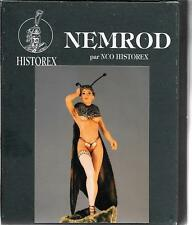 54mm Nemrod N54F003 Femme Papillon (Moth Girl) - Semi Nude - Resin Model Kit