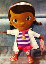 Disney Doc McStuffins Plush Doll Toy 12 inch Preschool Party Gift