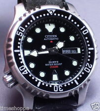RARE FIND! VINTAGE CITIZEN LEFT HAND CROWN - 200M! - A MINTY BEAUTY - MUST SEE!!