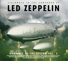 A Tribute To Led Zeppelin-Staiways To The..: Hommage To The Legend Vol.2 Digi-CD