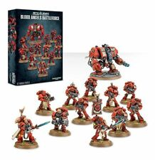 Warhammer 40k Adeptus Astartes Blood Angels Battleforce 2015 Factory Sealed New
