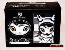 White Shah Mat Dunny Chess Series Blind Box - Otto Bjornik x Kidrobot Brand New!