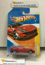 Ferrari FF #45 New Models * RED * Hot Wheels 2011 * W8