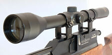 Gamo 4x28 airgun riflescope/air rifle scope complet avec 11mm queue d'aronde mounts