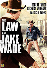 The Law and Jake Wade - Robert Taylor, Richard Widmark, Patricia Owens