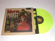 "THE MISFITS ""PROJECT 1950"" (EXPANDED EDITION) LP , 180 GRAM COLOR VINYL"