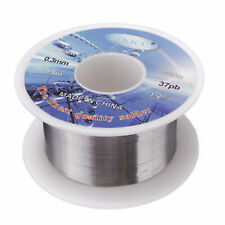 Buy 0.3mm Tin Lead Rosin Core Solder Soldering Wire Reel