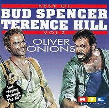 OLIVER ONIONS : BEST OF BUD SPENCER & TERENCE HILL - VOL. 2 / CD - NEUWERTIG