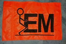 Custom F*CK EM safety Flag for ATV UTV Bike Jeep Dune Whip Pole