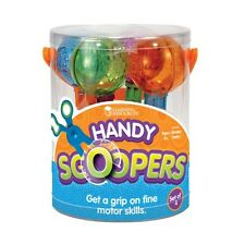 Learning Resources Handy Scoops Fine Motor Tool Set