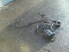 MK1 FORD FOCUS ST170 FRONT END / ENGINE LOOM WITH ABS PUMP & MODULE 3DR 00-04