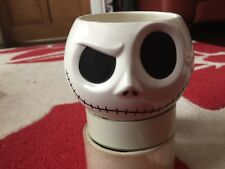 Disney Store Jack Skellington Mug With Spoon BNWT