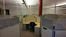 Used Office Cubicles, Knoll Systems