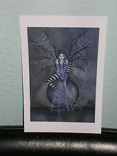 Amy Brown - Spinner - Mini Print - VERY RARE