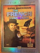THE FRENCH CONNECTION (DVD, 2001, 2-Disc Set, Five Star Collection) BRAND NEW