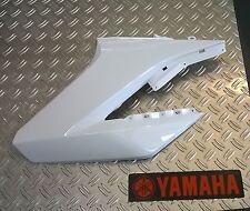 """Yamaha WR125X /WR125R """"Verkleidung / Tankverkleidung links weiss"""""""