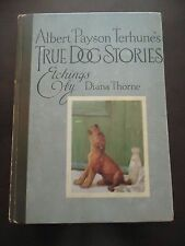 Albert Payson Terhune's True Dog Stories -Etchings by Diana Thorne-Great Puppys