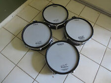 Roland PD-105 Four PACK  V Drum Pad UPGRADE PACKAGE