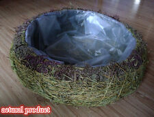 New Creative nest Photography Props Handmade Woven Basket for Newborn Baby D-19