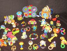 Sensory Tummytime Developmental baby High Contrast Toy Lot