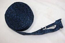 35FT ZIPPERED CENTRAL VACUUM HOSE COVER SOCK VACSOC (Blue)