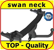 Towbar TowHitch BMW 5 Series E39 Saloon 1995 to 2004 / swan neck TowBall Trailer