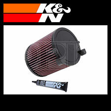 K&N E-2014 High Flow Replacement Air Filter - K and N Original Performance Part