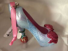 Disney Parks  Runway Shoe  Ornament Collection  Cinderella  Fairy Godmother  NEW