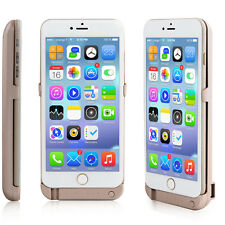 10000mAh Gold PowerBank Case Rechargeable Protective Battery Case iPhone 6S