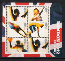 GB mint stamps - 2005 London Olympic Games 2012 Host City Minisheet, MNH