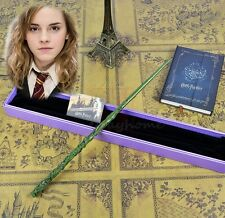36cm Harry Potter Hogwarts Hermione Granger Magic Wand Cosplay prop new in box
