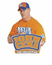 John Cena The Collection Tin 5 Discs New Region ALL Sealed NTSC