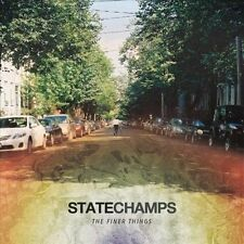 The Finer Things by State Champs (Punk-Pop) (Vinyl, Oct-2013, Pure Noise)