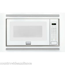 "Frigidaire GALLERY White Built In Microwave & 30"" Trim FGMO205KW & MWTK30KW"