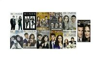 Bones: TV Series Complete Seasons 1 2 3 4 5 6 7 8 9 10 11 Box / DVD Set(s) NEW!
