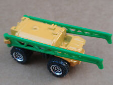 2015 Matchbox RAIN MAKER 25/120 Construction LOOSE Yellow HERALDA FARMS