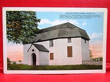 Postcard PA Trappe The Old Trappe Church