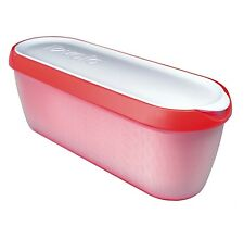 Tovolo Glide-A-Scoop Plastic Ice Cream Tub, Pink - 81-2968