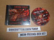 CD Metal Mindcrime - Tourniquet Sleep (13 Song) BLACK BARTS ENTERTAINM