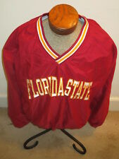 Florida State Embroidered Extra Large Nylon Pullover by Team Apparel