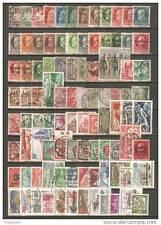 GER02 - GERMANIA / STATI UNITARI E COLONIE/OCCUPAZIONI - Lotto francobolli usati