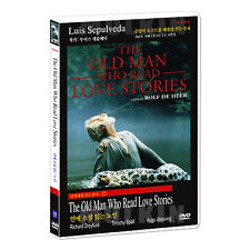 The Old Man Who Read Love Stories (2001) DVD - Rolf De Heer (*New *All Region)