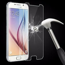 100%New Premium Tempered Glass Film Screen Protecter for Samsung Galaxy S6 G9200