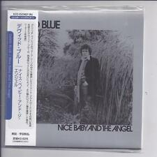 David Blue Nice Baby and the Angel Japon MINI LP CD papersleeve David s. Cohen