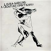 Laura Marling - Creature I Don't Know (2011) CD Digipack