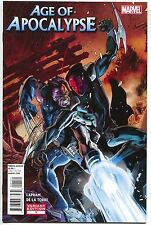 Age Of Apocalypse 1 B Marvel 2012 NM Bryan Hitch Variant